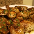 Roasted Chicken with Balsamic Vinaigrette