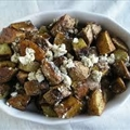 Roasted Potatoes with Feta
