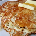 Robie's Buttermilk Flapjacks