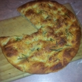 Rosemary Foccacia W Olives