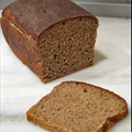 Russian Black Bread (Borodinskiy)