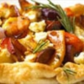 Rustic Winter Vegetable Tarts