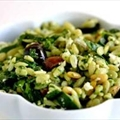 Salad - Orzo, Feta and Spinach