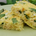 Salmon Frittata