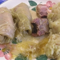 Sarma (Croatian sauerkraut rolls)