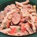 sausage and pasta