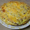 Sausage Frittata (spanish Tortilla Style)