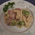 Sausage Penne with Brocolli