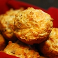 Sausage-swiss Muffins