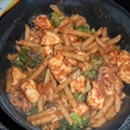 Saute of Chicken and Broccoli - Italian Style