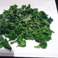 Sauteed Broccoli Rabe with Parmesan