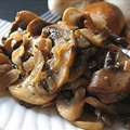 Sauteed Mushrooms #3