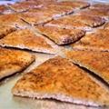 Savory Pita Chips