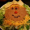 Scrarecrow-d Taco Dip