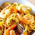 Seafood Spaghetti