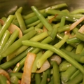 Seasoned Green Beans