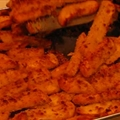 Seasoned Oven-baked Fries