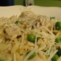 Sherice's Orzo with Chicken