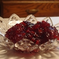 Sherla's Baked Cranberry Sauce