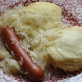 Short Cut Sourkraut and Dumplins