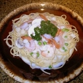 Shrimp Alfredo