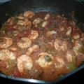 Shrimp (prawn) Creole (quick and Easy)