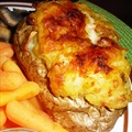 Side Dish - Twice Baked Potatoes