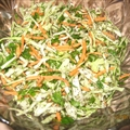 simple and healthy cabbage salad