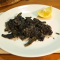Simple arroz negro