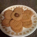 Simple Peanut Butter Cookies
