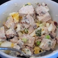 Simple Summertime Chicken Salad
