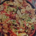 Skillet Paella