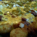 Slammin' Jalapeño Chili Cheese Tots