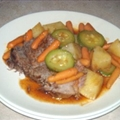 Sloppy Joe Pot Roast