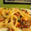 SMOKED SAUSAGE PRIMAVERA (12)