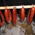 Smoked Venison (Elk) Polish Sausage