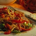 Smoky Mexican Pork Stir Fry
