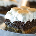 S'more Brownies