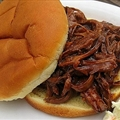 Snappy Barbecue Beef Sandwiches
