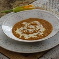 Sopa Mexicana De Flor De Calabaza (Pumpkin Flower Soup)