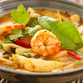 Soup- Tom Yam Goong (thailand)