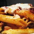 South Beach Diet Cheesy Baked Ziti