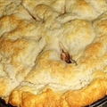Southern Apple Cobbler