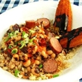 Southern Style Blackeye Peas