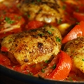 Southwestern Chicken Cacciatore