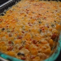 Southwestern Hominy Casserole (Quick)