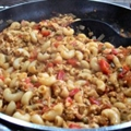 Southwestern Skillet Macaroni and Cheese (7 Pts)