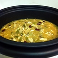 Southwestern White Chili (Crock pot)
