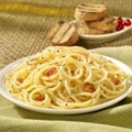 Spaghetti Carbonara (Spaghetti Alla Carbonara)