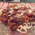 Spaghetti Sauce Italiano